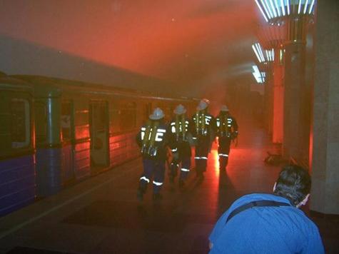 Москвичка отсудила у метро деньги за пожар на Сокольнической линии
